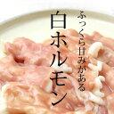 焼肉用白ホルモン 200g(国産牛小腸)たれ付き