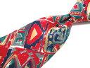 ショッピングクーポン ブランド ネクタイ 【中古】renoma レノマ 総柄 ブランド ネクタイ良品 メンズ プレゼント