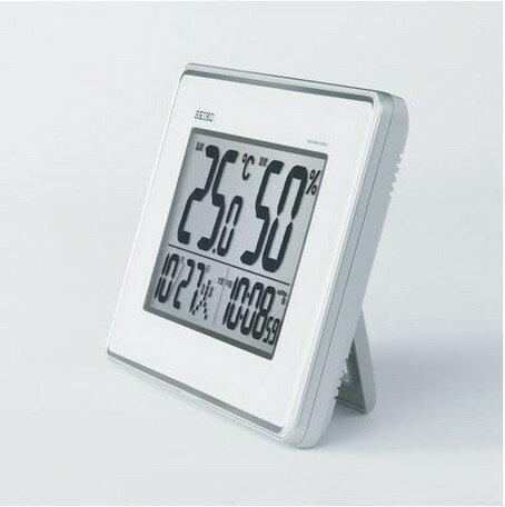 期間限定 置き時計 メンズ レディース インテリア 電波 寝具 収納 セイコー ※fu 02P01Apr16