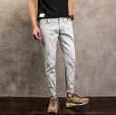 期間限定 全品10%OFF ボトムス メンズ パンツ シンプル カジュアル キレイめ ロング丈 長ズボン メンズファッション ロングパンツ