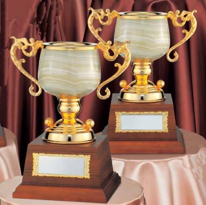 ゴルフ専用・大理石優勝カップ:オニックスカップ(高さ315x口径110mm)MC1320-B【文字彫刻無料】【送料無料】[M/K4] ◎楽得◎ゴルフコンペに♪