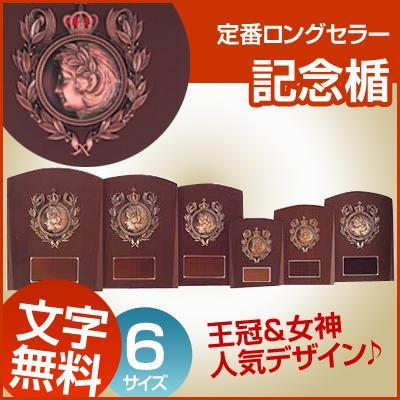 記念楯(285x220mm)VS5126-C【文字彫刻無料】[M/#19]