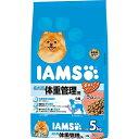 ショッピング犬用 アイムス (IAMS) 成犬用 体重管理用ラム&ライス 小粒 5kg [ドッグフード]