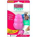 ショッピング犬用 Kong(コング) 犬用おもちゃ パピーコング ピンク Sサイズ
