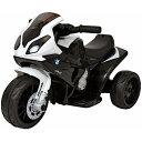電動バイク 電動 乗用バイク BMW 公式ライセンス 充電式 乗用玩具 SIS JT5188-BK レーシングバイク 子供用 三輪車 キッズバイク 補助輪付 プレゼント