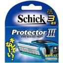 【定形外&ネコポス対応】シック プロテクター スリー  (替刃4コ入)Schick Protector 3