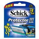 【定形外対応】シック プロテクター スリー  (替刃12コ入)Schick Protector 3