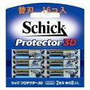 【メール便&ネコポス対応】シック プロテクター スリーディー(替刃16コ入)Schick Protector 3D