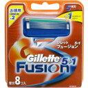 【定形外対応】P&G ジレット フュージョン5+1 (替刃8コ入)