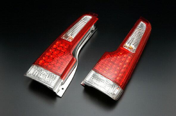 【ライフ LEDテール】 JB1-4 ライフ LEDテール CLEAR WORLD/クリアワールド 全2色【02P03Sep16】