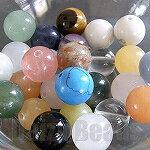 [¥ 500 硬幣他們] [天然石圓混合 10 毫米] 36.80 克左右 (大約 25 個月) [石、 天然石材和珠、 寶石珠功率基調串珠-罷工-運動-電源-清單-y] [532P17Sep16]