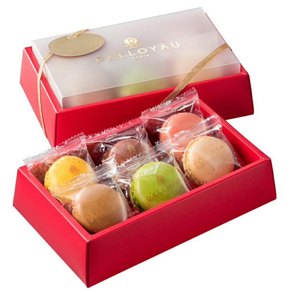 ダロワイヨギフト内祝お返しマカロンマカロン詰合せ(6個入)ギフト箱入り洋菓子スイーツお誕生日内祝ブラ