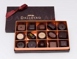 ダロワイヨ バレンタイン マカロン チョコレート コフレドショコラ