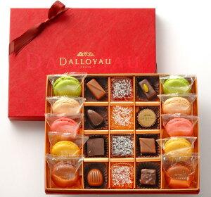 ダロワイヨ バレンタイン マカロン コンフィズリー スイーツ チョコレート