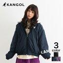 【KANGOL】カンゴール 裏ボアスタンドブルゾン 裏ボア ブルゾン ジャケット 羽織 暖かい 防寒 ブラック ネイビー パープル