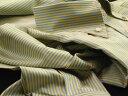 ★イタリアシャツ DANROMA ドゥエボットーニ SPORTIVO ESCLUSIVE NAMUR_064 RIGATO GIALLO e CELESTE a ROMA