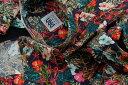★花柄イタリアシャツドゥエボットーニ イタリアの香り満載♬〜 DANROMA FLORAL_VERONA ROOSO A ROMA