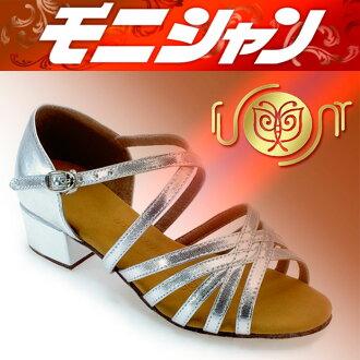사교 댄스 댄스 슈즈/DFC8041 주니어 신발 ジュブナイルシューズ 아이 슈즈 아동 키즈 댄스 신발 주니어 댄스 신발 아