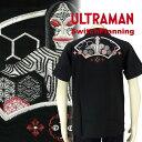 ショッピングswitch ウルトラマン×スイッチプランニング ダダと和模様刺繍半袖Tシャツ ULSS-002【送料無料】