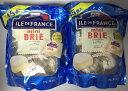 【あす楽対応】【チーズ】【クール宅急便(冷蔵)】イル・ド・フランス ミニブリーチーズ 375g(25g×15個)(賞味期限:2021/05/01) 2個セット【関東/信越/北陸/中部への配送は送料無料・・・