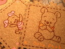 【ディズニーベビー】ちびっこ大喜び♪プーさんとピグレットがお部屋に登場~♪汗を吸収&発散...