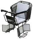 後用幼児座席 ファミリーメッシュ ブラック SG対応