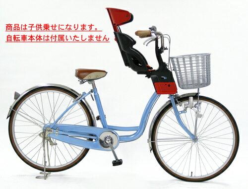 自転車の 自転車 前乗せ ogk : ... 乗せOGKチャイルドシートFBC-01