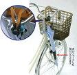 [最大ポイント8倍]自転車用傘ホルダー サイクル傘ロック