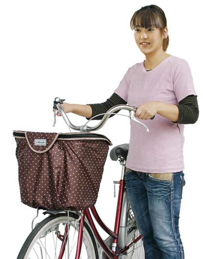 送料無料]自転車 防水前かご ...