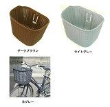 【OGK】自転車用前カゴ フロントバスケットFB-003