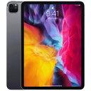 [新品] Apple アップル 第2世代 2020年春モデル iPad Pro 11インチ Wi-Fi 128GB MY232J/Aスペースグレイ グレイ 灰 space gray 4549995147261