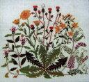 フレメ クロスステッチ 刺繍キット  野の花 デンマーク 輸入ししゅうキット