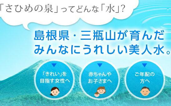 送料無料★美肌県島根のミネラル水♪★非加熱の天...の紹介画像2