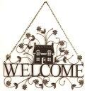 玄関先等にぶら下げて、お客様をお出迎え!