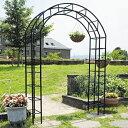 【送料無料】大型アイアンガーデンアーチ キューブ   ガーデニング 園芸 植物 雑貨 トンネル パー