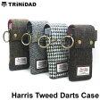 【ダーツケース】TRiNiDAD×Harris Tweed Darts Case [トリニダード ハリスツイード ダーツケース ダーツ ケース ダーツ用品]