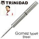 バレル TRiNiDAD PRO Gomez Type9 STEEL 山田勇樹モデル(メール便不可)