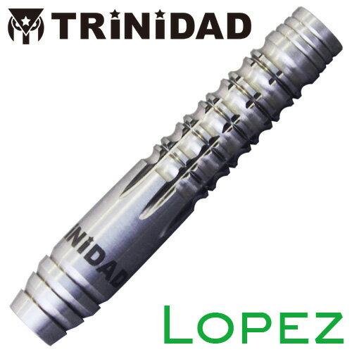 ダーツバレルTRiNiDAD Lopez トリニダード ロペス浅田斉吾考案モデル  (ポスト便不可) 10P05Nov16