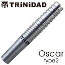 ダーツバレル TRiNiDAD Oscar Type2 トリニダード オスカー2 (メール便不可)