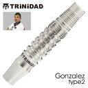 バレル TRiNiDAD PRO Gonzalez type2 ゴンザレス2 西哲平モデル (メール便不可)