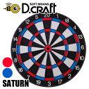 D.craft プロフェッショナルボード サターン (NEW) ブルー×レッド(ポスト便不可)