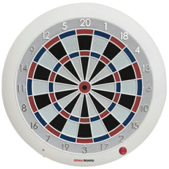 Electronic dartboard GRAN BOARD 2 (Grand Board 2) white Edition