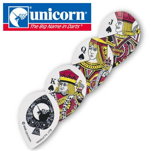 ダーツ フライト unicorn CORE751 77454 (メール便OK/5トリ)♪