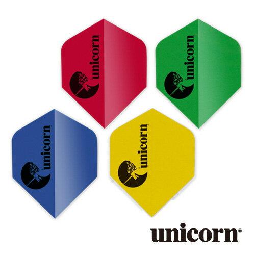 ダーツ フライト unicorn MAESTRO .100 ユニコーンロゴ(メール便OK/3トリ)