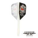 CONDOR(コンドル)フライト Yanmar Fink ホワイト (メール便OK/5トリ)