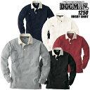 ドッグマン シーズン ポロシャツ ラグビー