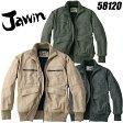 ジャウィン JAWIN 防寒ブルゾン 58120 作業服 作業着 防寒着 防寒着 ユニフォーム 自重堂 58120シリーズ 作業ジャンパー