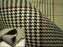 【送料無料】お仕立て付き綿混生地羽織コート チェック柄 lko029ha