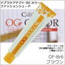 ナプラ ケアテクトOGカラー<ファッションシェード>【OF−Br6/ブラウン】 1剤/80g 【医薬部外品】※一般の方には、販売しません