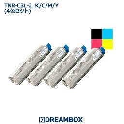 TNR-C3L トナー(4色セット) リサイクル C811dnC811dn-TC841dnC841dn-PI MC843dnwMC863dnwMC883dnw対応